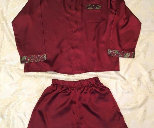 Пижама мужская 54 р. шёлк. Фото 4. Чебоксары.