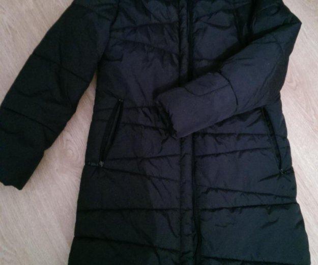 Зимний пуховик /пальто. Фото 1. Реутов.