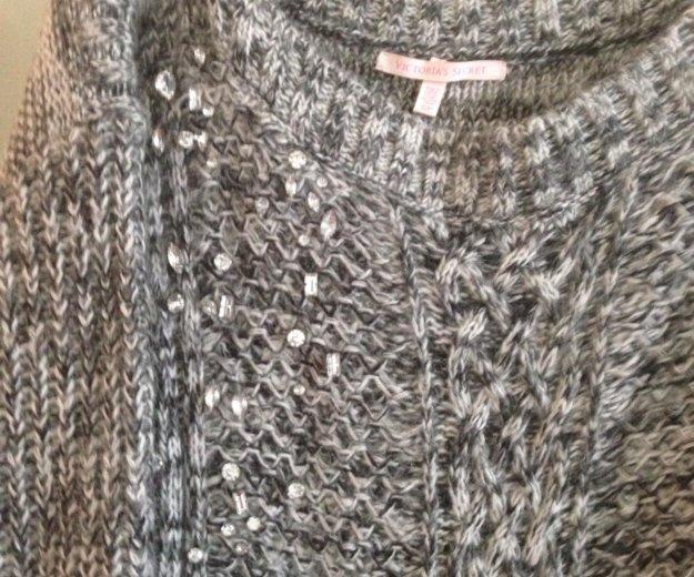 Новое вязаное платье victoria's secret. Фото 2. Химки.