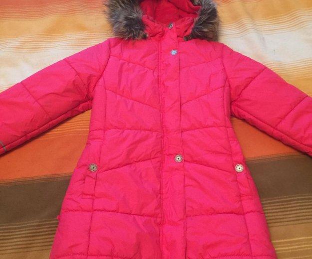 Пальто зимнее для девочки. Фото 1. Юбилейный.