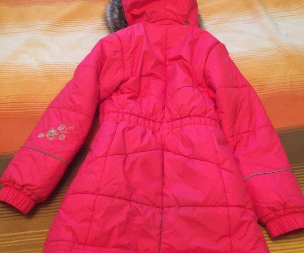 Пальто зимнее для девочки. Фото 2. Юбилейный.
