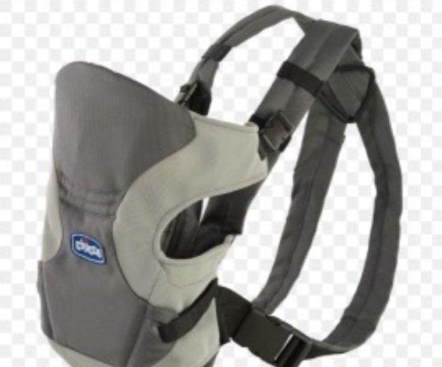 Рюкзак - переноска для детей chicco go new. Фото 1. Железнодорожный.