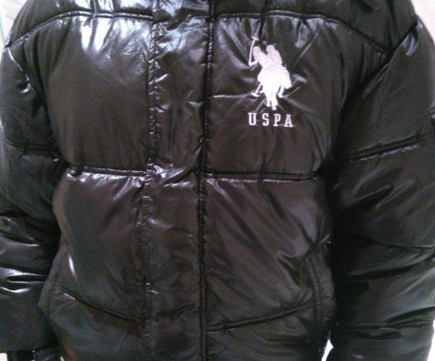 U.s. polo assn куртка зимняя. Фото 1. Москва.