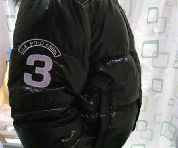 U.s. polo assn куртка зимняя. Фото 3. Москва.