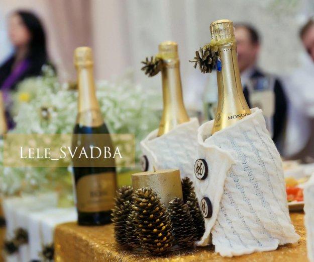 Оформление свадебного зала. Фото 2.