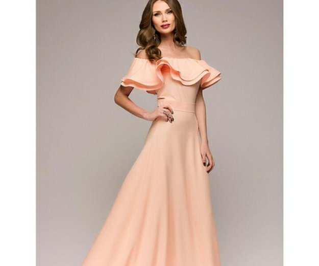 Платье 42 s. Фото 2. Железнодорожный.