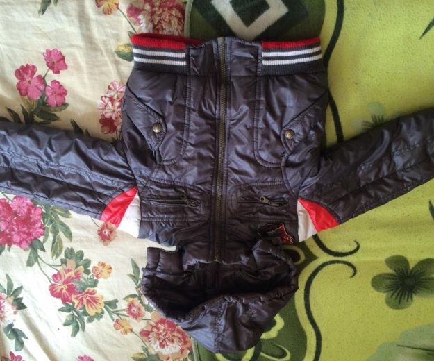 Куртки на мальчика. Фото 2.
