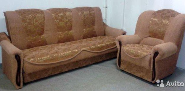53 набор мягкой мебели от фабрики. Фото 1. Самара.