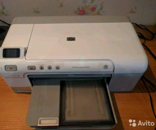 Мало б/у принтер hp. Фото 3. Лабытнанги.