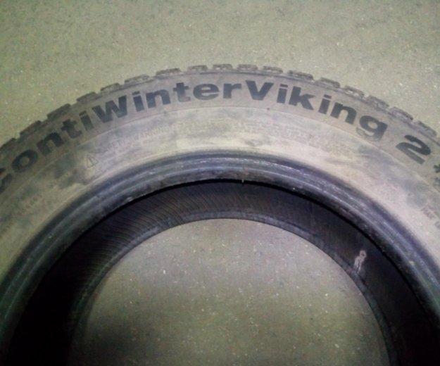 Резина conti winter viking 2 зима. Фото 2. Екатеринбург.