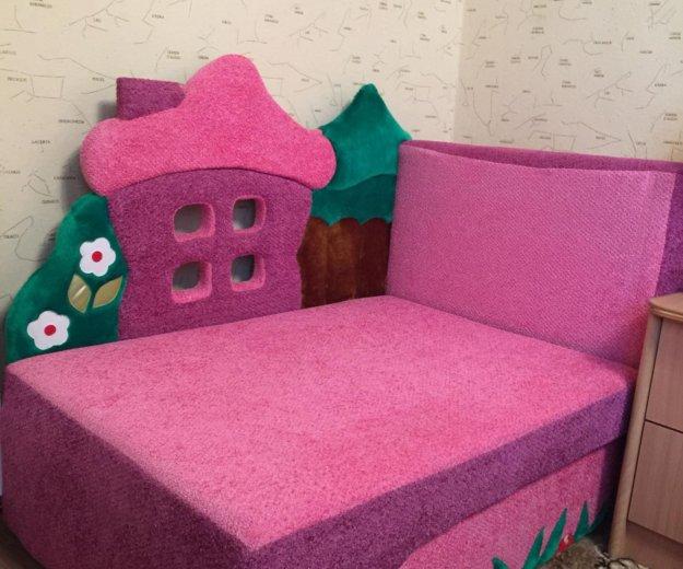Детское раздвижное кресло. Фото 2.