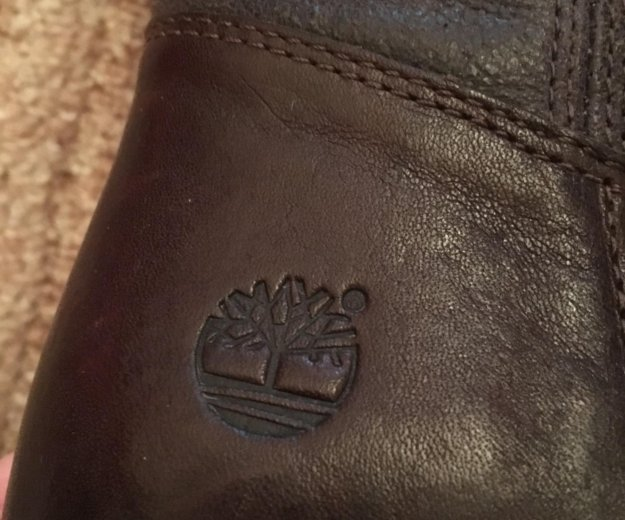 Сапоги ботинки timberland оригинал. Фото 2. Москва.