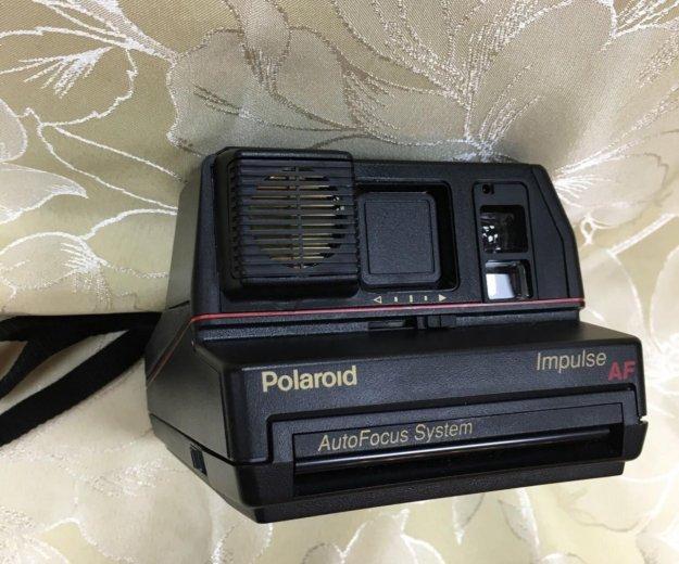 Фотоаппарат polaroid. Фото 1. Чебоксары.