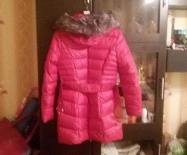 Куртка красная новая. Фото 1. Москва.