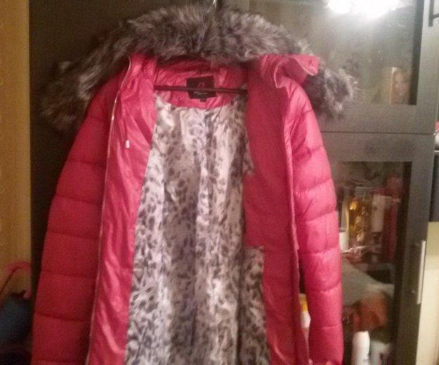 Куртка красная новая. Фото 2. Москва.