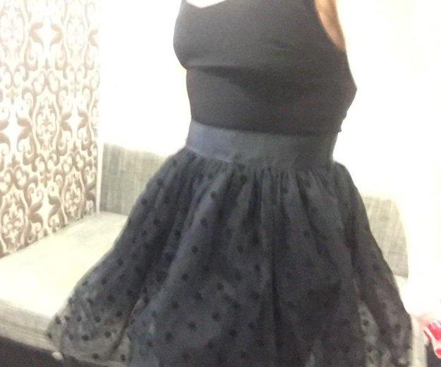 Новое чёрное платье. Фото 3.