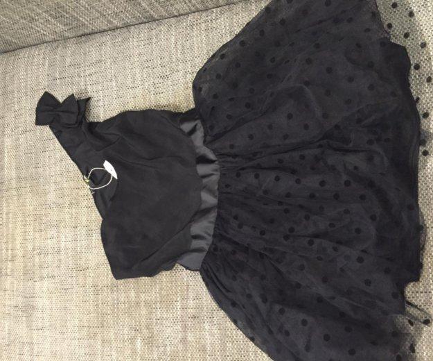 Новое чёрное платье. Фото 2.