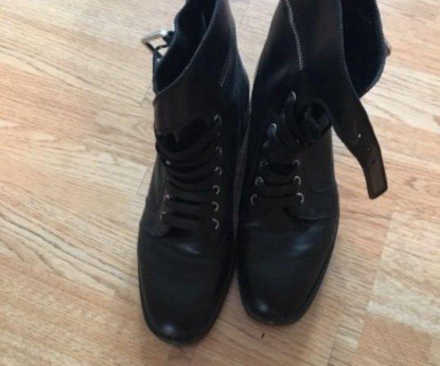 Демисезонные ботинки carlo pasolini. Фото 2. Железнодорожный.