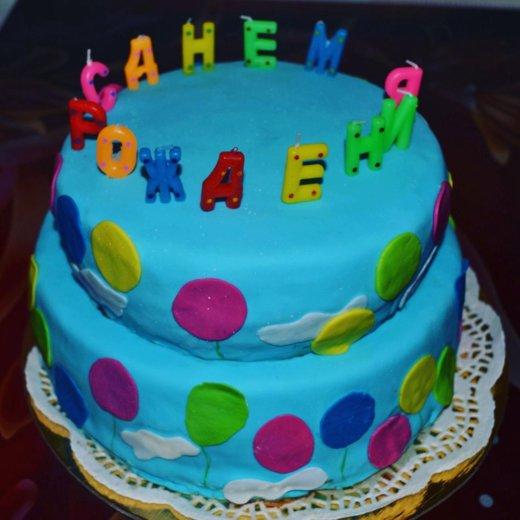 Домашние торты. Фото 2. Томск.
