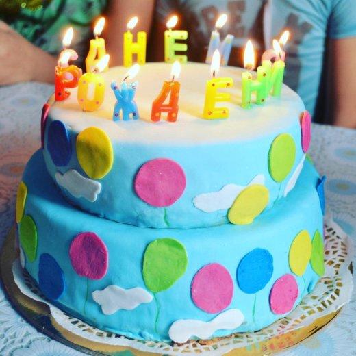Домашние торты. Фото 3. Томск.