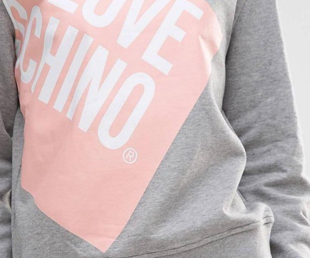 Свитшоты love moschino новые. Фото 2. Мосрентген.