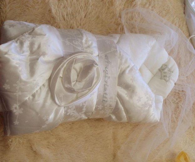 Одеяло-конверт. Фото 1. Пенза.