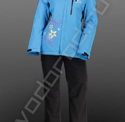 Новый горнолыжный костюм azimuth. Фото 1. Ижевск.
