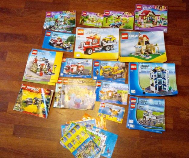 Лего огромное число наборов!!!. Фото 4. Москва.