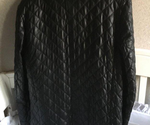 Кожаная куртка. Фото 1. Сочи.