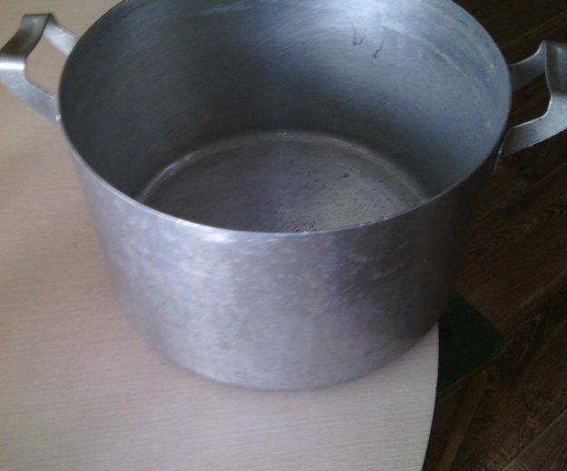 Кастрюля алюминевая. Фото 1. Уфа.