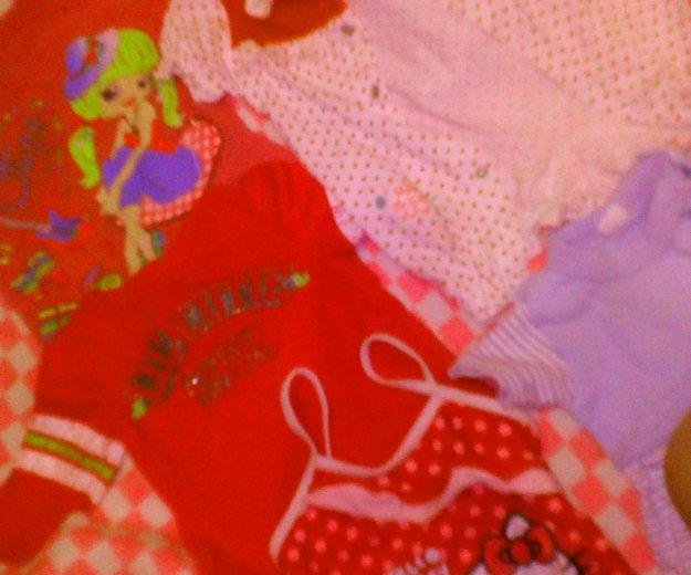 Вещи пакетом для девочки. Фото 2. Всеволожск.