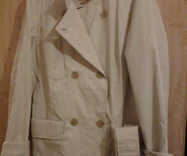 Куртка новая 50размер. Фото 2. Кипень.