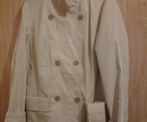 Куртка новая 50размер. Фото 3. Кипень.