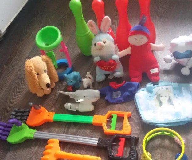 2 пакета  игрушек. Фото 3. Новосибирск.