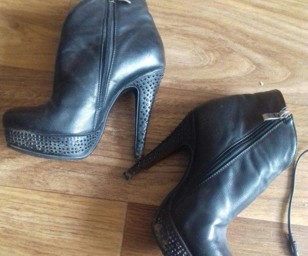 Обувь зимняя. Фото 3. Нижневартовск.