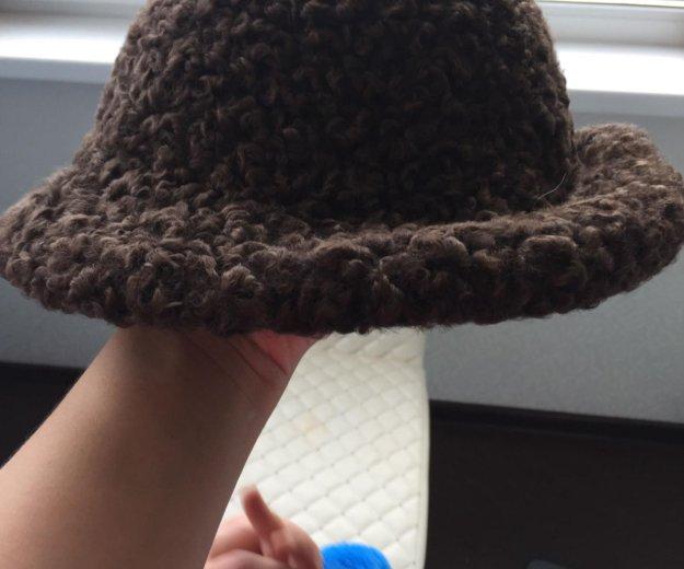 Шляпа каракуль натуральный!!!. Фото 4. Москва.