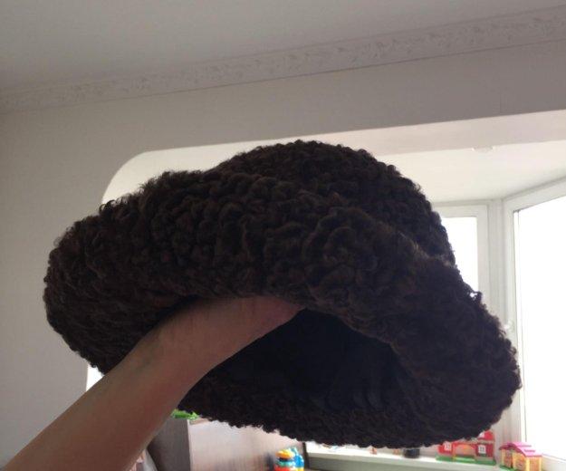 Шляпа каракуль натуральный!!!. Фото 2. Москва.