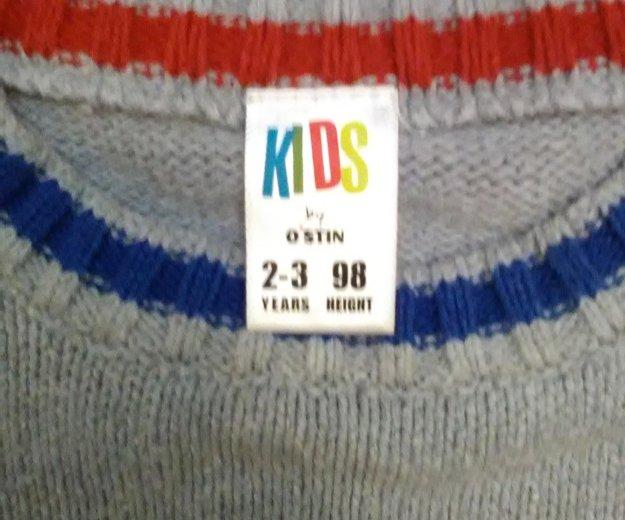 Детские босоножки и модный джемпер на мальчика. Фото 1. Тверь.