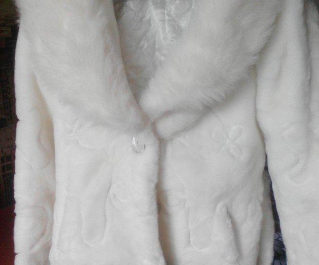 Зимняя теплая шубка. Фото 2. Прокопьевск.