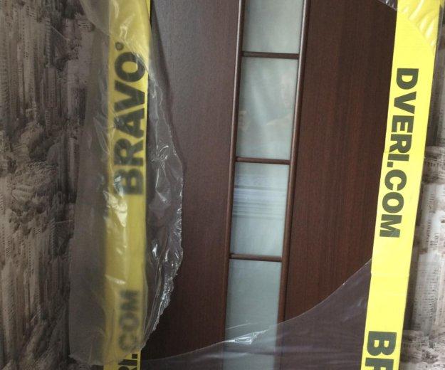 Новая дверь. Фото 1. Тында.