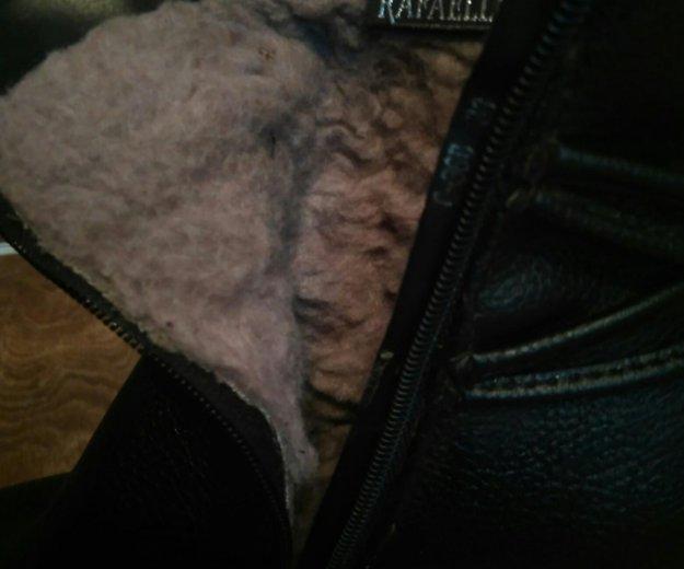 Ботинки. Фото 2. Химки.