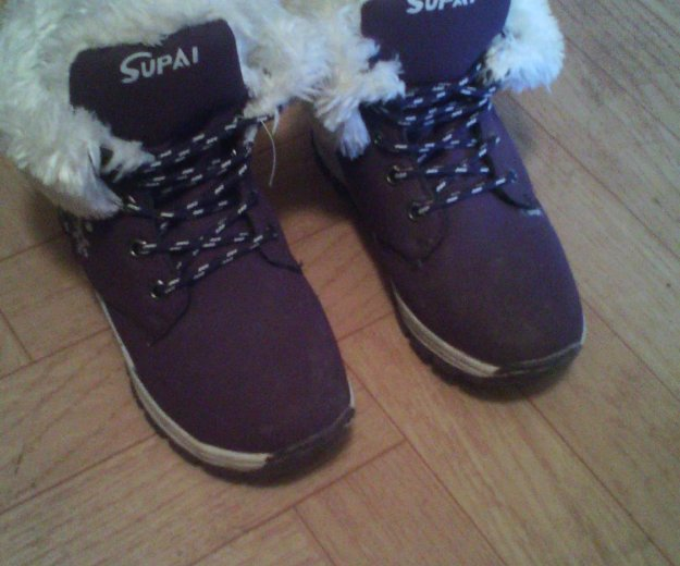Ботинки. Фото 3. Орск.