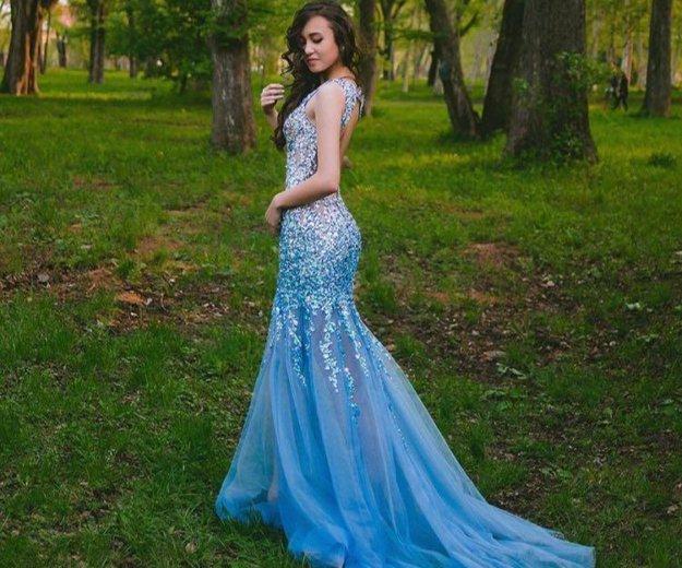 Вечернее платье. Фото 2. Уссурийск.