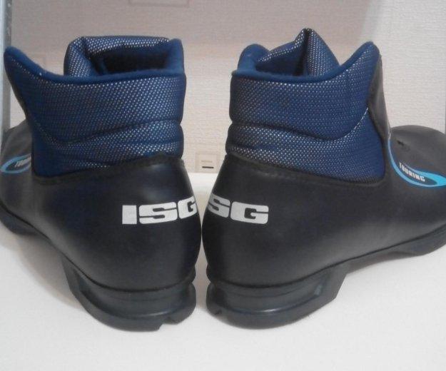 Ботинки лыжные утепленные. Фото 2. Зеленоград.