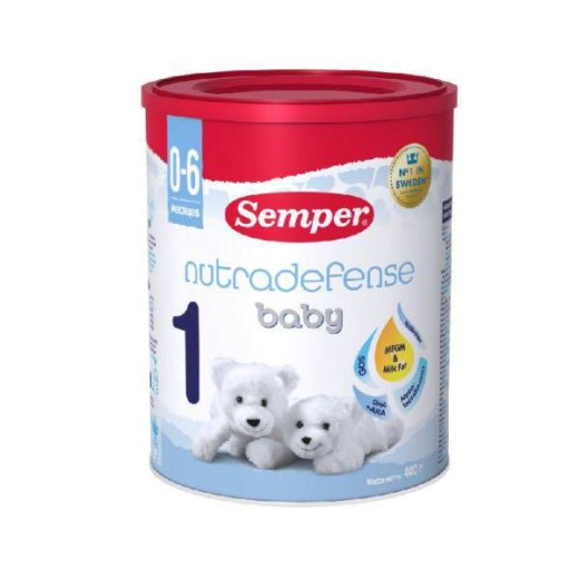 Semper nutradefense baby 1 (семпер нутрадифенс 1). Фото 1. Москва.