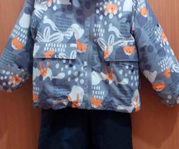 Костюм(куртка+комбинезон) зимний(до -20).lassie. Фото 1.