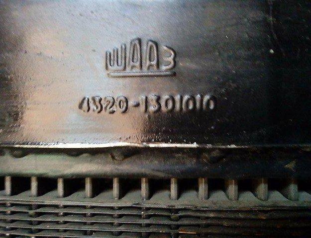 Радиатор урал 4320. Фото 1. Томск.
