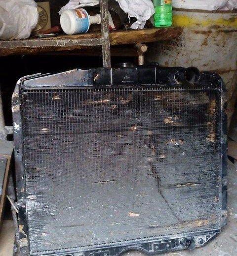 Радиатор урал 4320. Фото 2. Томск.