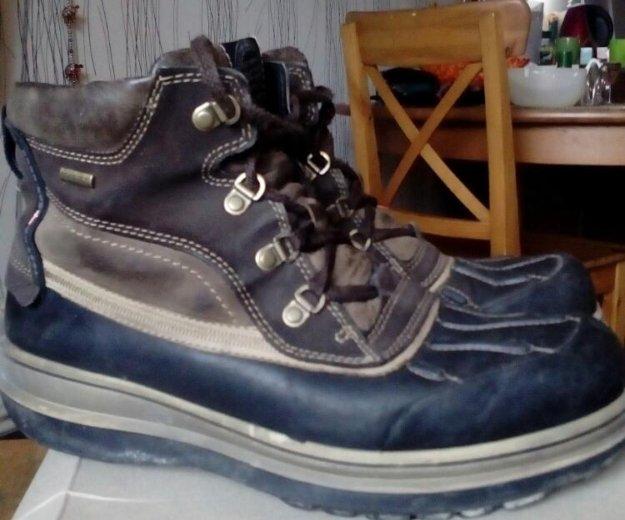 Зимние мужские ботинки. Фото 1. Челябинск.