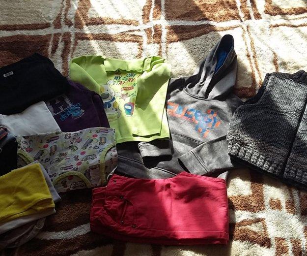 Вещи для мальчика 4-5лет (кульком). Фото 1. Ростов-на-Дону.